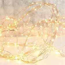 Led Wire String Lights by Aliexpress Com Buy 33ft 10m 100led Copper Wire String Lights