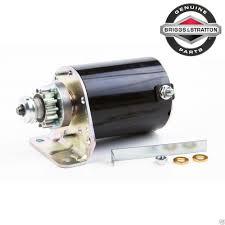 genuine briggs u0026 stratton 593934 12v electric starter replaces