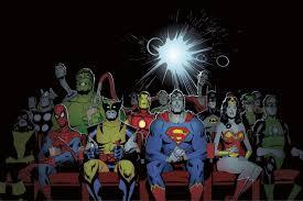 online cheap 24x35inch comics marvel avengers superhero poster hd