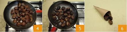 come fare le caldarroste in casa ricetta caldarroste la ricetta di giallozafferano