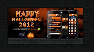 halloween themed keyboard background fun halloween go sms pro theme android apps on google play