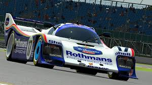 rothmans porsche logo 1991 group c for rfactor 2 u2013 porsche 962 previews u2013 virtualr net