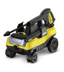 karcher k3 follow me electric power pressure washer with 4 rolling