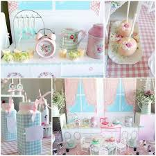 kitchen tea theme ideas 92 best tea decorations tables images on tea