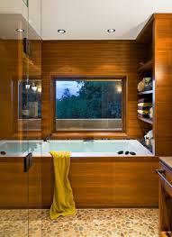 Japanese Style Bathtub Japanese Style Tub Bathroom Traditional With White Tile