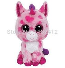 amazon ty plush animals beanie boos sugar pie pink