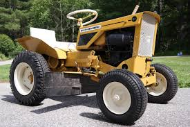 guide to buying and restoring vintage garden tractors part 1