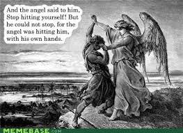 Lol Jesus Meme - lol jesus angels can be jerks memebase funny memes