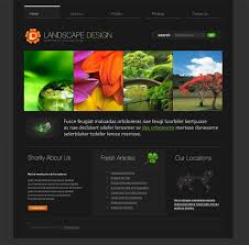 Free Online Home Landscape Design by 35 Garden Design Templates Landscape Design Free Landscape