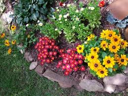 marvellous ideas for small flower beds 66 for your decorating