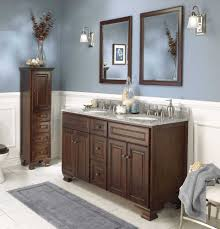 Painted Bathroom Vanity Ideas by Bathroom Vanity Cabinets Personable Window Plans Free New At