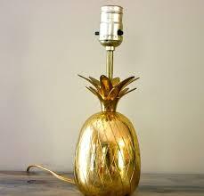 Pineapple Buffet Lamp by Brass Pineapple Lamp Home Blogar