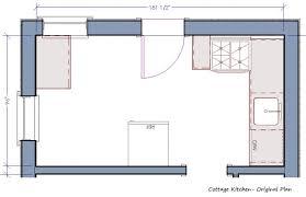 kitchen with island floor plans kitchen stunning one wall kitchen floor plans original kitchen1