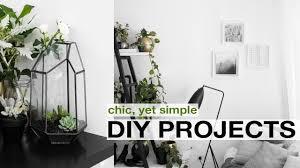 diy home room decor pinterest inspired youtube