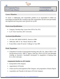 Secretary Resume Examples by Over 10000 Cv And Resume Samples With Free Download Company