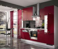 kitchen room 2017 minimalist colorful kitchen ideas with red