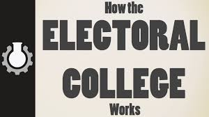 how the electoral college works youtube