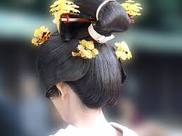 Geisha Hairstyles 96 Best Hair Styles Images On Pinterest Hairstyles Make Up And