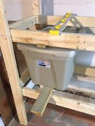 Basement Shelves Woodworking Plans by Instruction On How To Build This Great Garage Storage Unit