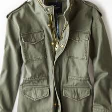 American Eagle Parka Aeo Women U0027s Hooded Surplus Jacket From American Eagle Outfitters
