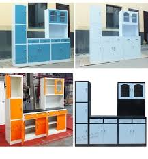 Kitchen Cabinets Sets For Sale Factory Sale Dubai Steel Whole Kitchen Cabinet Set Metal Kitchen