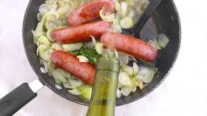 comment cuisiner les diots diots de savoie savoy sausage recipe simple tasty