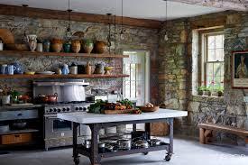 country farmhouse kitchen designs trendy latest rustic kitchen designs 12280