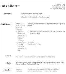 resume objective for students exles of a response high student resume exles cliffordsphotography com