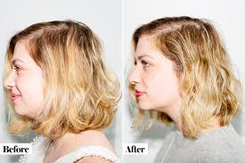perms for fine hair before and after permanent beach waves what you need to know before you try them