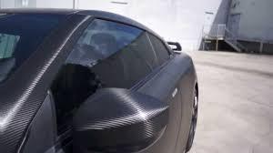 matte flat black vinyl car wrap sticker decal sheet film bubble free miami nissan gtr 3m scotchprint matte black vinyl custom car wrap