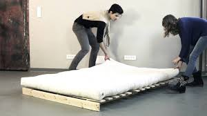 Mattress Pad For Sofa Bed by Roots Sofa Bed Youtube