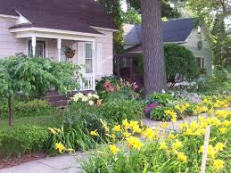 front yard walkway landscaping ideas bed designs for front of