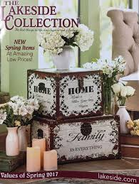 Free Country Home Decor Catalogs Request A Free The Lakeside Collection Catalog