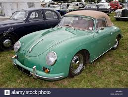vintage porsche 356 1950 u0027s porsche 356 convertible stock photo royalty free image
