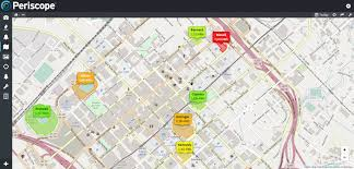 Map View Government Periscope Dashboard