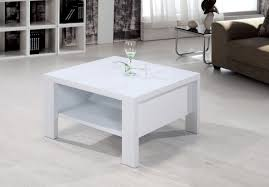 glossy white coffee table white coffee tables