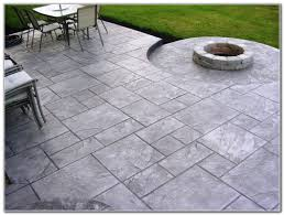 Best Sealer For Stamped Concrete Patio by Stamped Concrete Patio Pictures Patios Home Furniture Ideas