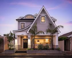 Best Home Design Curb Appeal Images On Pinterest Home - California home designs