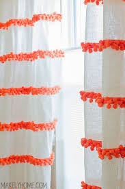 Orange Striped Curtains Best 25 Stripe Curtains Ideas On Pinterest Yellow Home Curtains