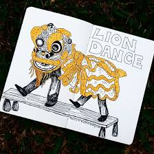 lion dancer book 27 best lion images on lion and
