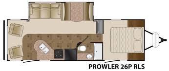 Fleetwood Travel Trailer Floor Plans Prowler Floor Plans Smiths Fal Tom Pirie Motors U0026 Rv Sales
