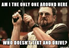 Text Driving Meme - 21 memes about living in los angeles that every angeleno knows to be