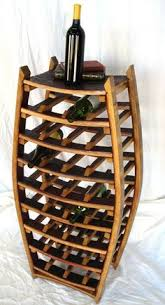 wine barrel stave wine rack wine barrels wine racks and all things