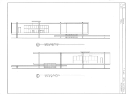 house construction plans architectura the farnsworth house by mies van der rohe