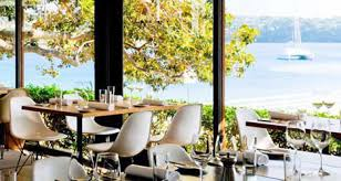 Public Dining Room In Balmoral Beach Sydney New South Wales - Public dining room