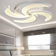Schlafzimmer Leuchte Led Technik Decke Wohnzimmerlampe Modern Einfach Kreativ