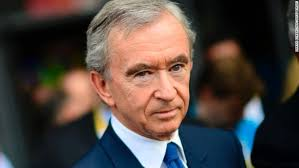 bernard bureau who is bernard arnault business