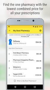 goodrx drug prices and coupons android apps on google play