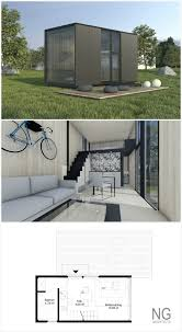 Compact Design Aurora 25 M Small House Attafallshus Designed By Ng Architects