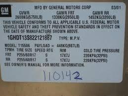 used 2003 oldsmobile bravada rear body bumper assembly rear bumpe